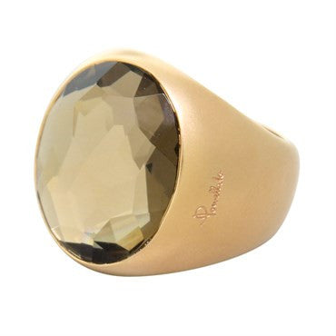 thumbnail image of Pomellato Narciso Gold Smokey Quartz Ring