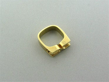 thumbnail image of Estate Georg Jensen 18K Yellow Gold Ring