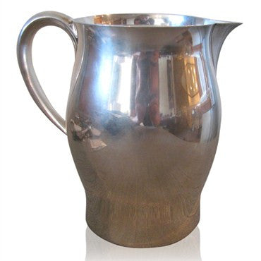 image of Tiffany & Co Paul Revere Sterling Silver Water Pitcher