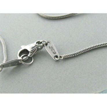 image of Estate Henry Dunay Platinum 12.3mm Pearl Necklace