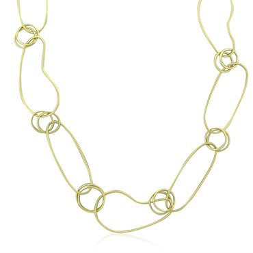 image of Ippolita 18K Yellow Gold Large Link Long Necklace