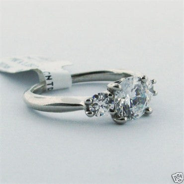 thumbnail image of New Ritani Platinum Diamond Engagement Ring Setting