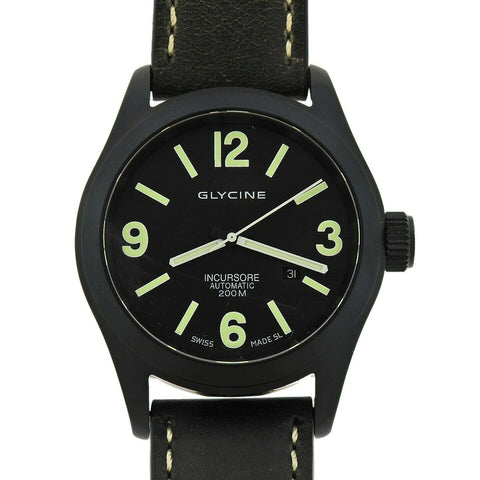 image of Glycine Incursore Automatic Men's Watch 3874.99