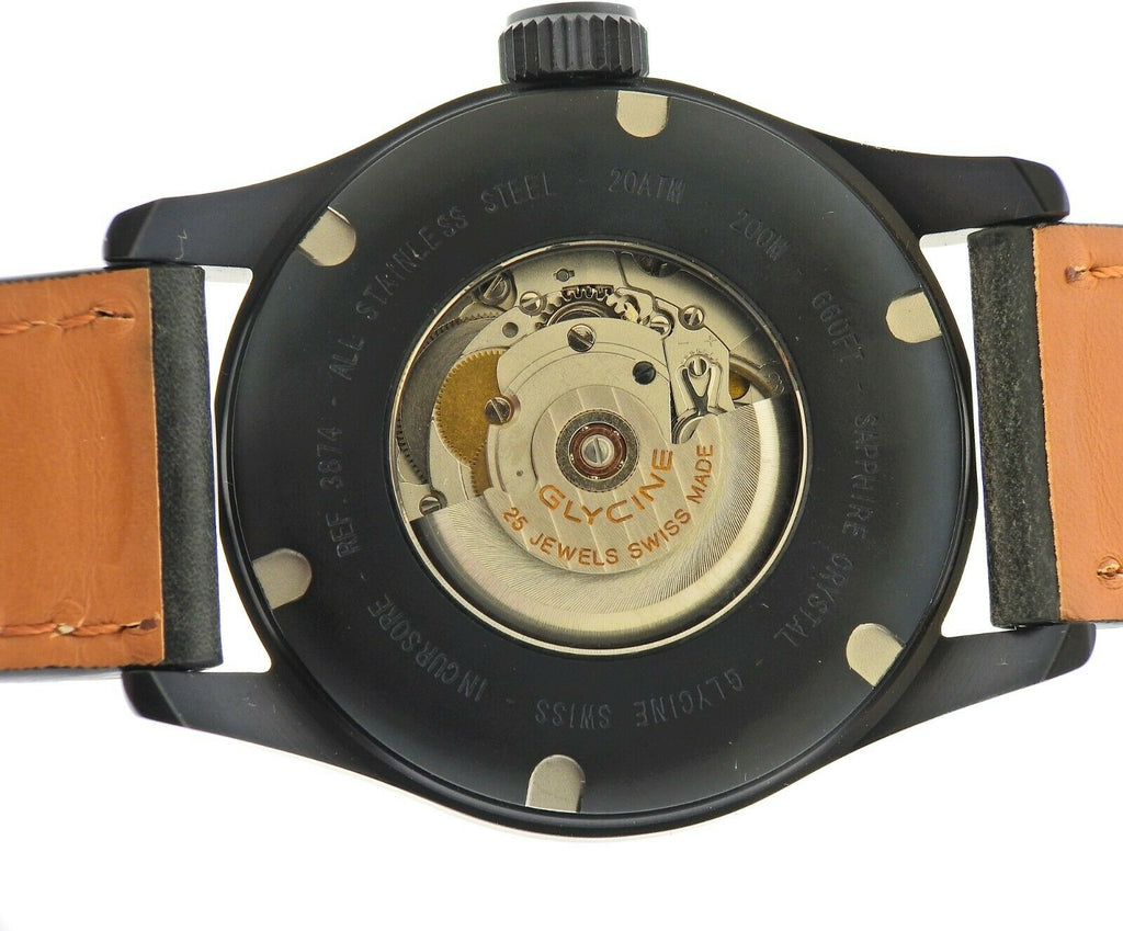 thumbnail image of Glycine Incursore Automatic Men's Watch 3874.99