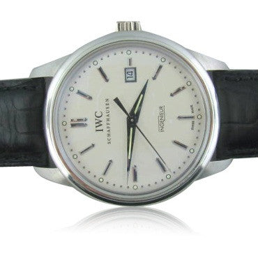 image of New IWC Ingenieur Platinum Mens Watch IW323305
