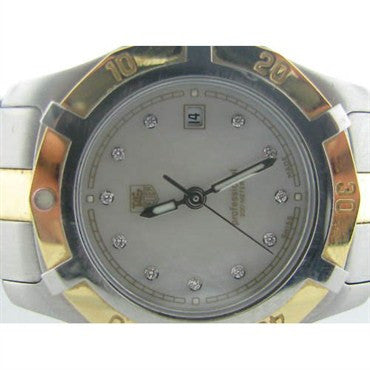 thumbnail image of Tag Heuer 2000 Exclusive Diamond Ladies Watch WN1355