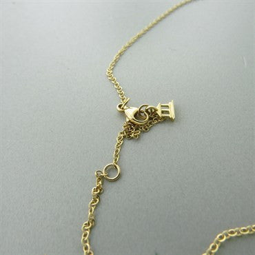 image of Temple St. Clair 18k Gold Diamond Pearl Small Amulet Pendant Necklace