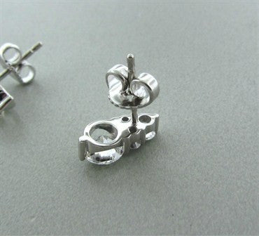thumbnail image of Hearts On Fire Triplicity Stud 1.20ctw Diamond Earrings