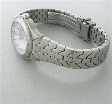 thumbnail image of Ebel Type E Stainless Steel Ladies Watch