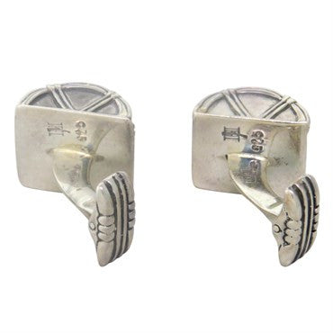 thumbnail image of John Hardy Sterling Silver Cufflinks