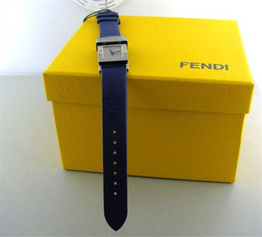image of New Fendi Stainless Steel Diamond Ladies Watch F541243D