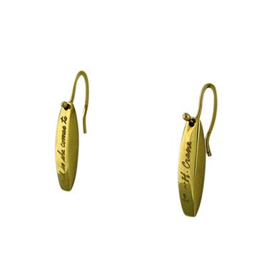 thumbnail image of Jeanine Payer 18K Yellow Gold Earrings