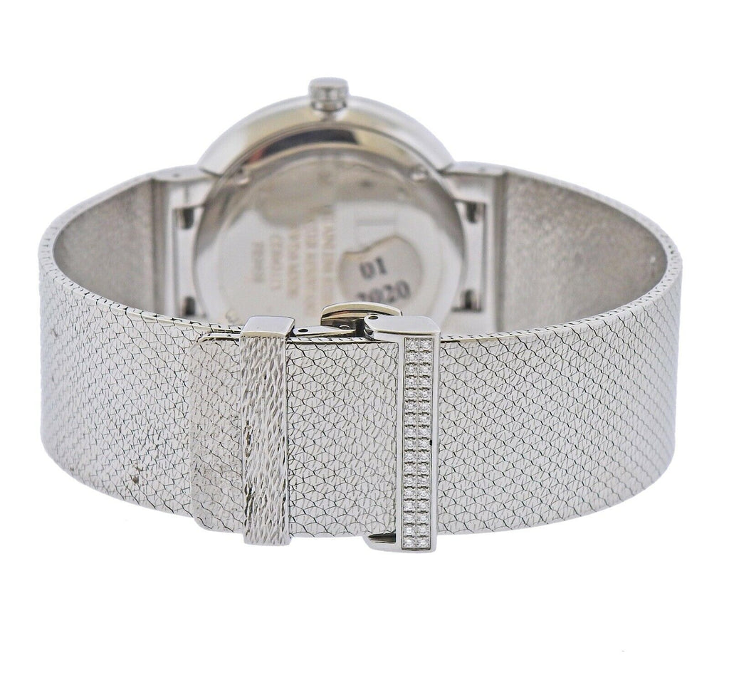 thumbnail image of Dior La D de Dior Satine Mother of Pearl Diamond Watch CD043115M001