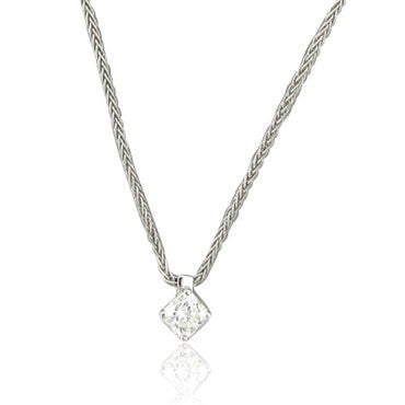 image of New Hearts On Fire Dream Solitaire Diamond Pendant