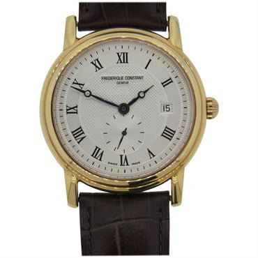 image of Frederique Constant Rose Gold Classic Automatic Watch FC 345mc4p9
