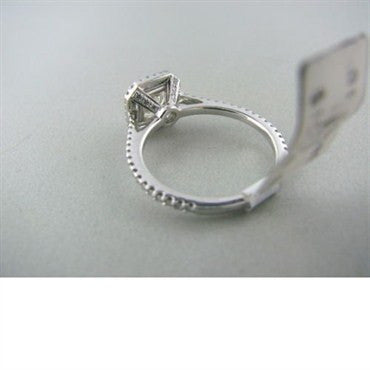 image of Hearts On Fire 18k Gold 1.46ctw Diamond Engagement Ring