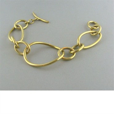 image of New Faraone Mennella 18k Yellow Gold Bracelet