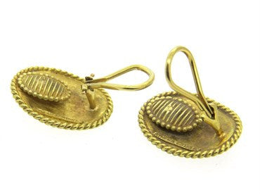 thumbnail image of SeidenGang Athena 18k Gold Earrings