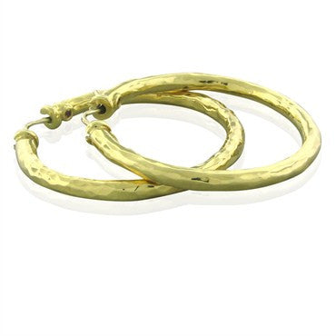 thumbnail image of Roberto Coin 18K Yellow Gold Hoop Earrings