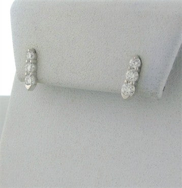 thumbnail image of New Hearts On Fire Illusion Graduated Diamond Earrings