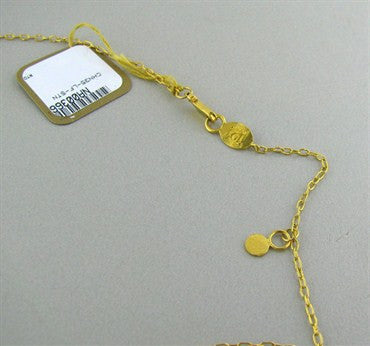 thumbnail image of New Gurhan 24k Gold Pendant Necklace