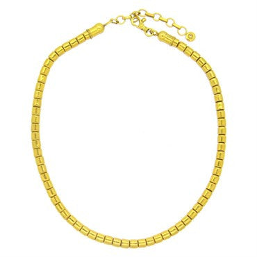 image of Gurhan Diamond 24k Gold Bead Necklace