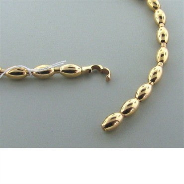 image of New Faraone Mennella Modern 18k Gold Necklace