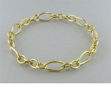image of New Faraone Mennella 18k Gold Bangle Bracelet