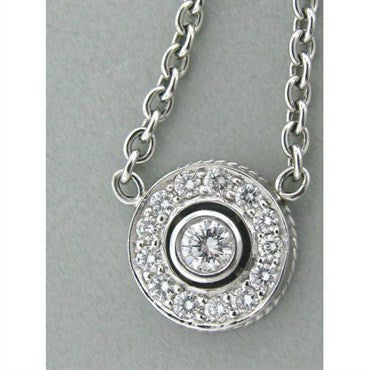 thumbnail image of Estate Penny Preville Platinum Diamond Necklace