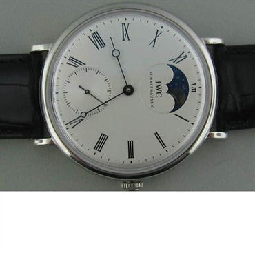 thumbnail image of New IWC Vintage Portofino Platinum Mens Watch IW544805