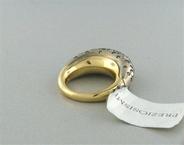 thumbnail image of New Preziosismi 18K Yellow Gold 2.20ctw Fancy Brown Diamond Ring