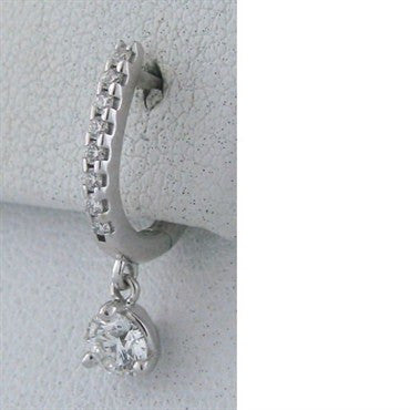 thumbnail image of Hearts On Fire Leverback 0.89ct Diamond Earrings