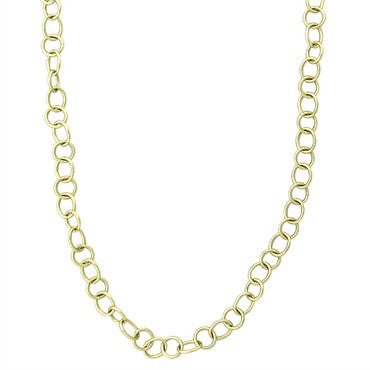 image of Temple St. Clair 18k Yellow Gold Link Chain Necklace