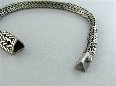 thumbnail image of Estate John Hardy Sterling Silver Bracelet