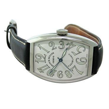 image of Franck Muller Casablanca 5850 Stainless Steel Watch