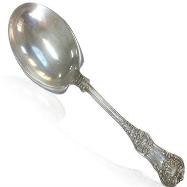 image of Rare Tiffany & Co English King Berry Spoon