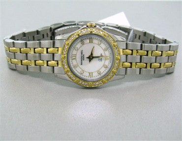 thumbnail image of Raymond Weil Womens Tango Diamond Watch 5790 SPS 00995