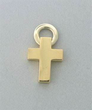 image of Pomellato Glory 18K Gold Cross Pendant