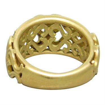 thumbnail image of Slane & Slane 18K Yellow Gold Signature Dome Ring