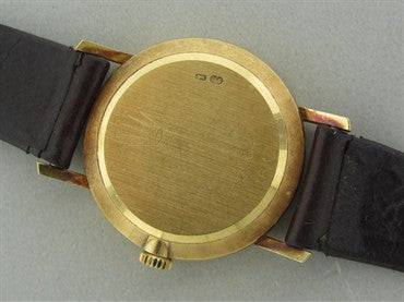image of Estate Rolex Cellini 18K Gold Mid Size Watch