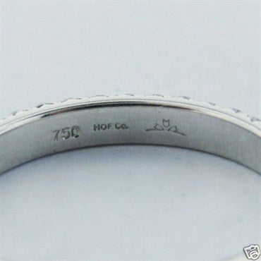 image of New Hearts On Fire Felicity 0.60ct Diamond Wedding Band