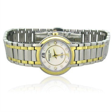 image of Raymond Weil Womens Othello Diamond Watch 2320 STG 00985