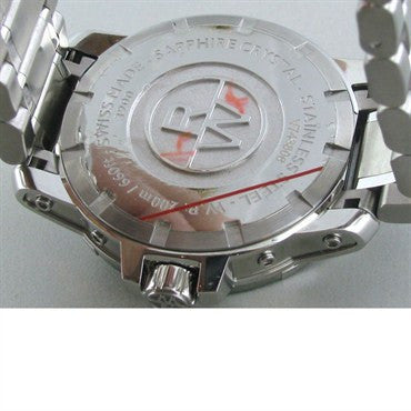 thumbnail image of Raymond Weil Nabucco Stainless Steel Mens Watch