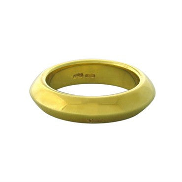 image of Pomellato 18k Gold 5.1mm Band Ring