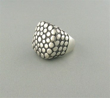 image of John Hardy Sterling Silver Dots Cocktail Ring