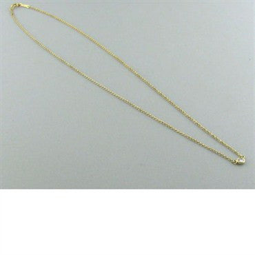 thumbnail image of Tiffany & Co Elsa Peretti Diamonds By The Yard Necklace