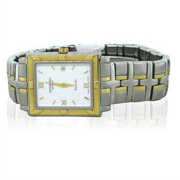 thumbnail image of Raymond Weil Mens Parsifal White Dial Watch 9330 STG 00307