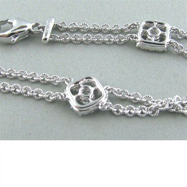 thumbnail image of Hearts On Fire Whimsical Multi Shape Diamond Bracelet