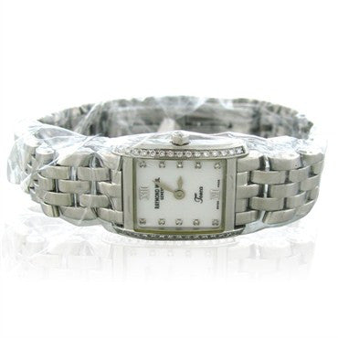 thumbnail image of Raymond Weil 5874 DBD WH Tosca Diamond Ladies Watch