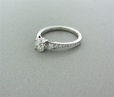 thumbnail image of New Hearts On Fire Perfectly Bridal Solitaire Diamond Engagement Ring